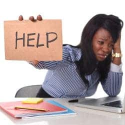 Online counselling helps you cope with stresses.