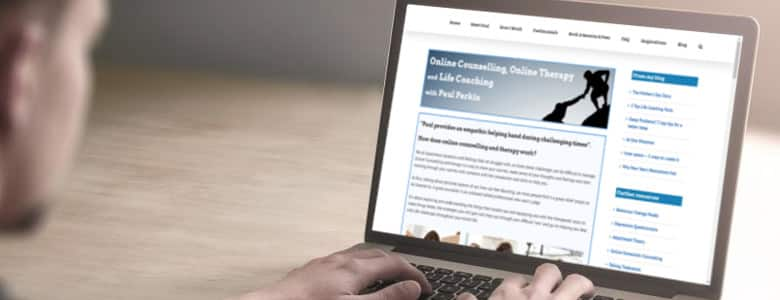 Online counselling is a click away.