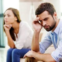 Relationship counselling, men's health and attachment