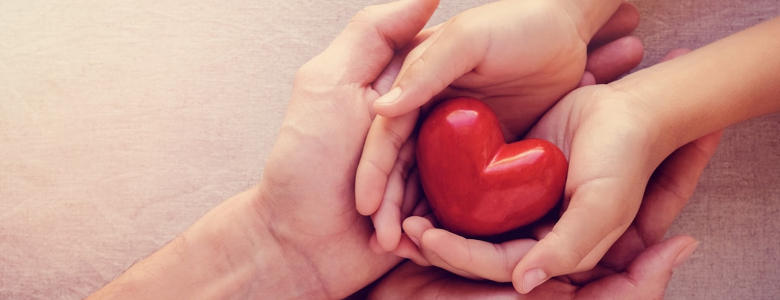 Meaningful giving from heart to heart.
