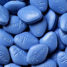 Viagra is not the answer. Talking about erectile dysfunction will help more.