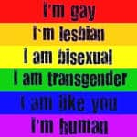 Sexuality a human label.