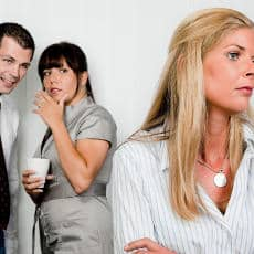 A common cause of stress is poor relationships with other work colleagues or bullying.