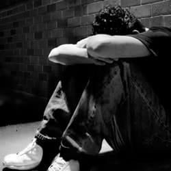 Feeling down, depressed, lost or hopeless.